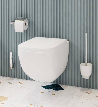Miska WC VIGOUR white