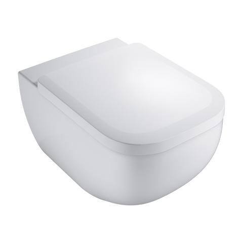 Miska WC bez kołnierza wisząca DERBY
