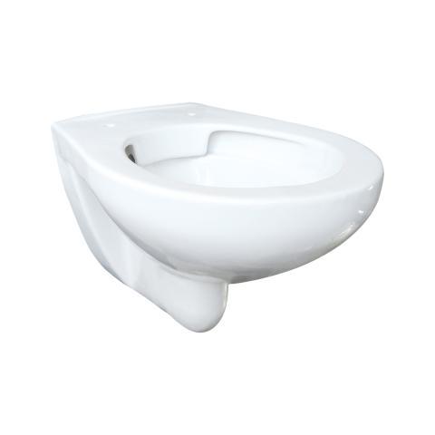 Miska WC bez kołnierza wisząca ONE