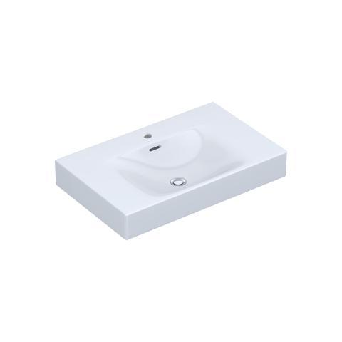Umywalka meblowa WHITE