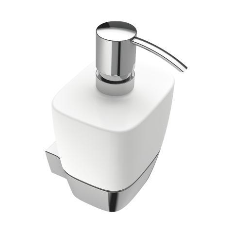 Dozownik mydła wiszący WHITE