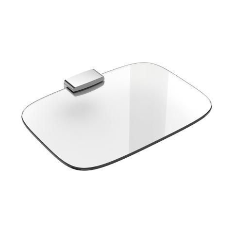 Półka szklana WHITE