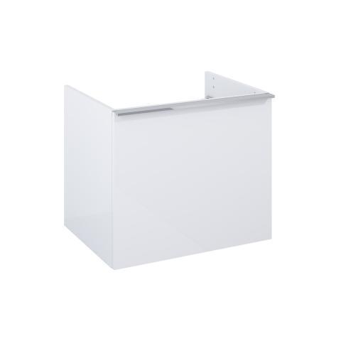 Szafka podumywalkowa 60 cm do WHITE, 1 szuflada biały